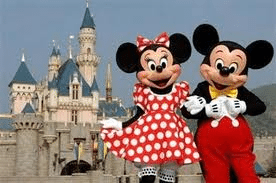 Cong vien Disneyland