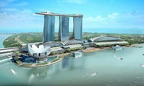 singapore la mot trung tam mua sam lon