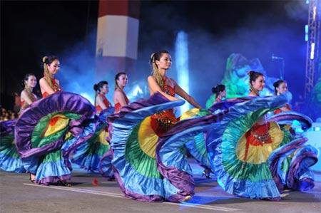 Chuong trinh Carnaval Ha Long